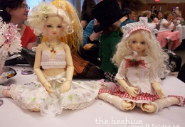 Dolls Party in NYC: July 2006